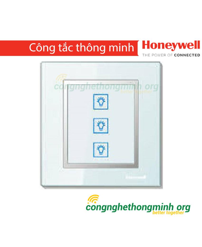 Công tắc cảm ứng Honeywell 3 lộ đèn
