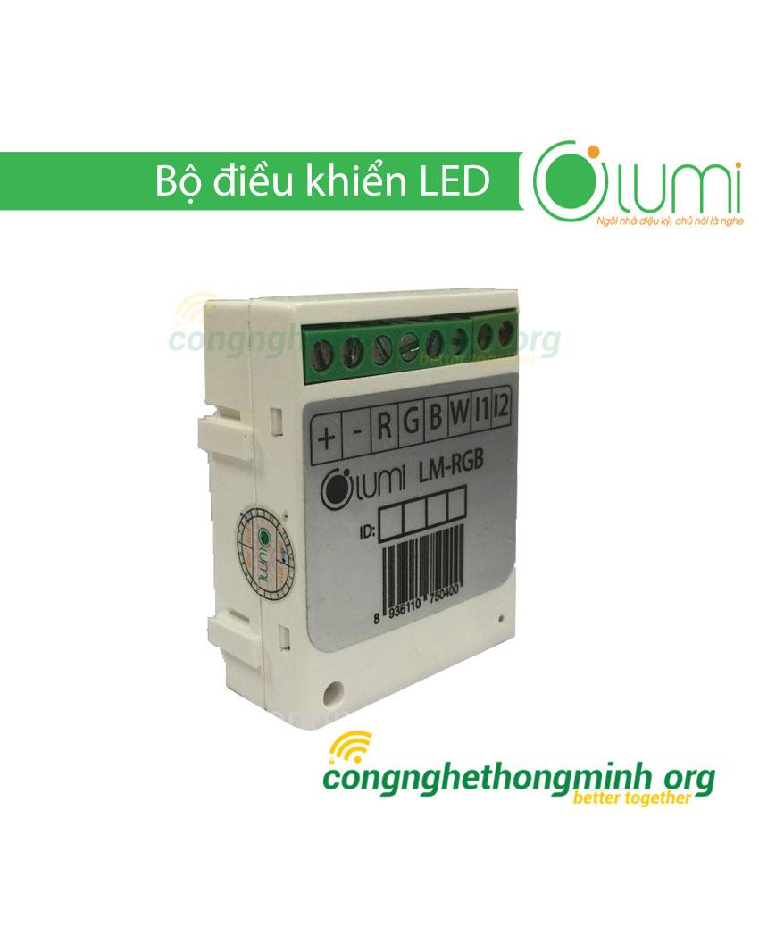 Bộ điều khiển đèn LED 16 triệu màu Lumi