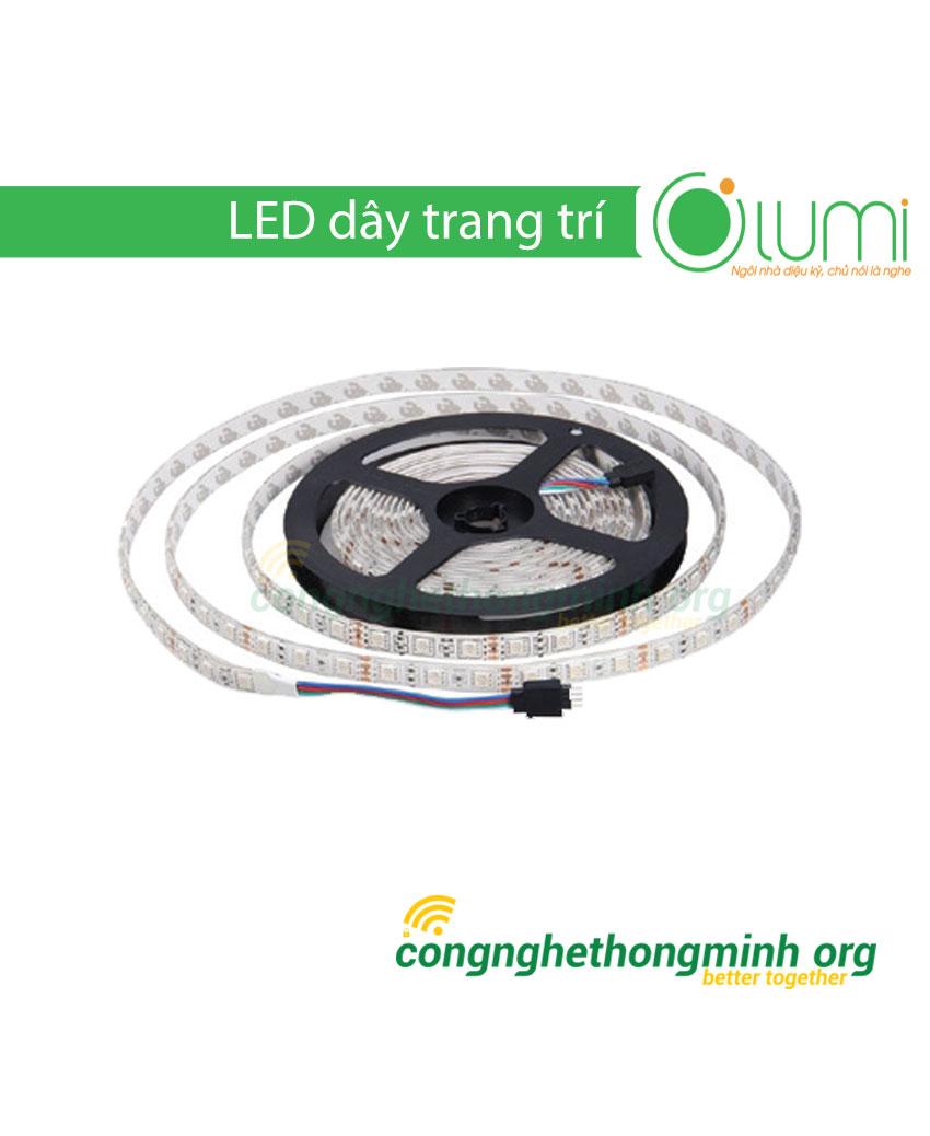 Đèn LED dây trang trí Lumi