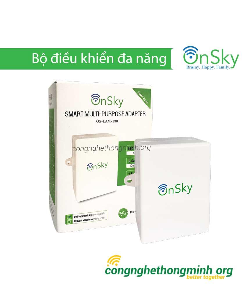 Bộ điều khiển thông minh đa năng OnSky