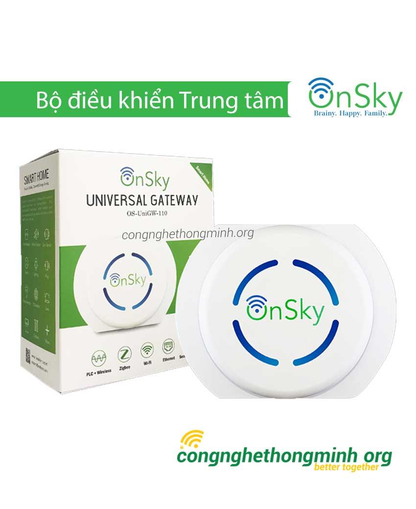 Bộ điều khiển Trung tâm Nhà thông minh OnSky