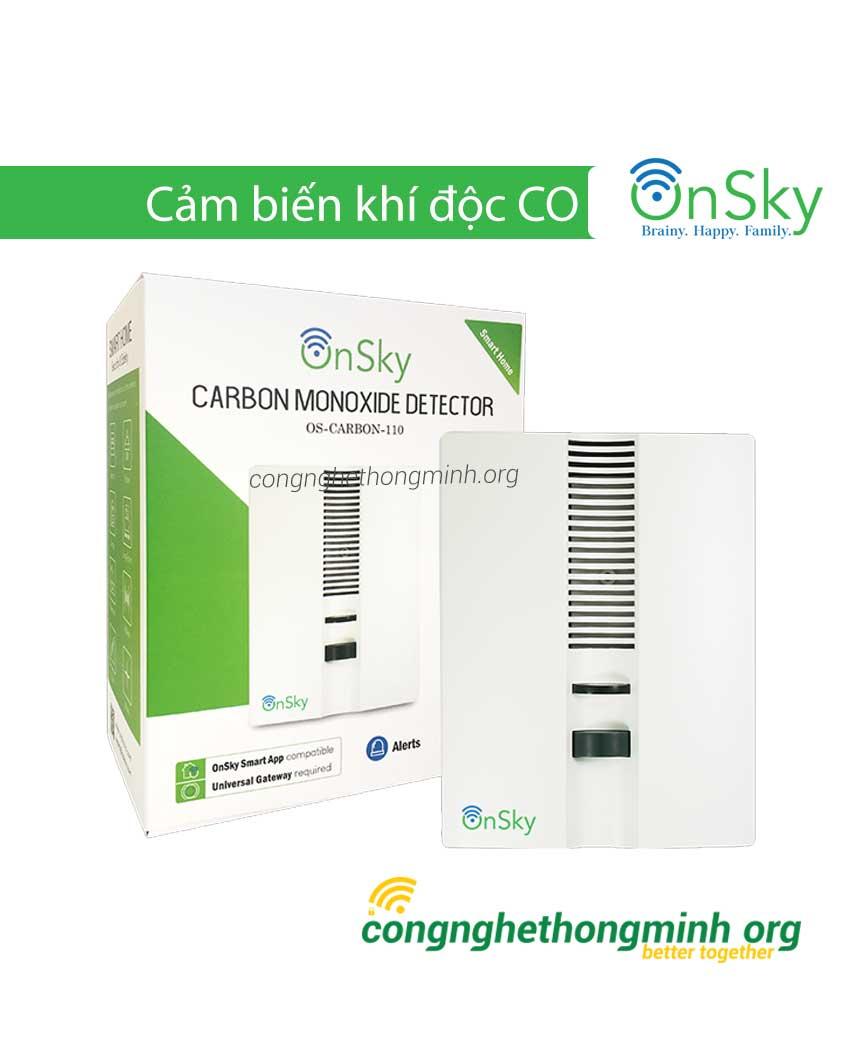 Cảm biến khí độc Carbon OnSky