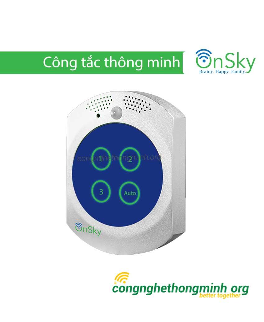 Công tắc thông minh OnSky 3 kênh