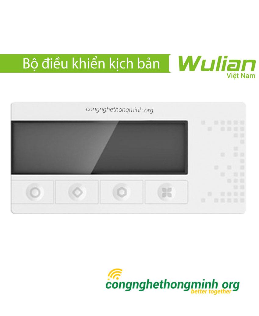 Bộ điều khiển kịch bản 4 kênh Wulian