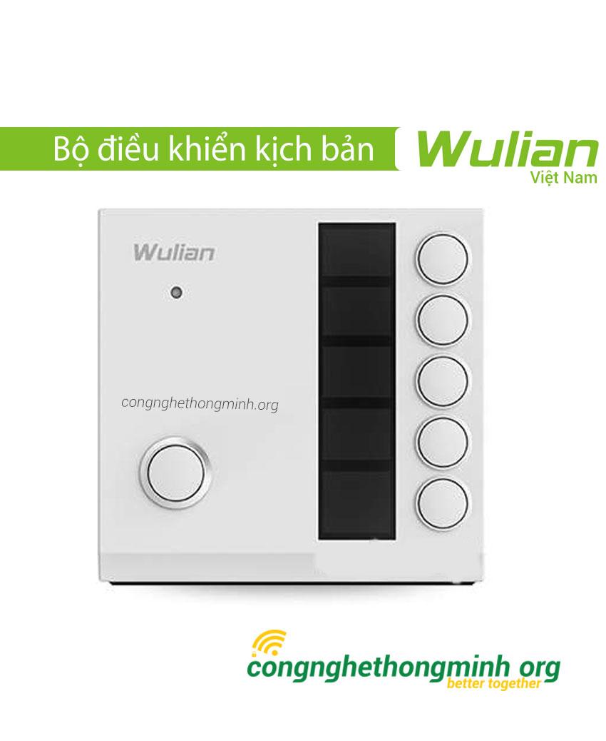 Bộ điều khiển kịch bản 6 kênh Wulian