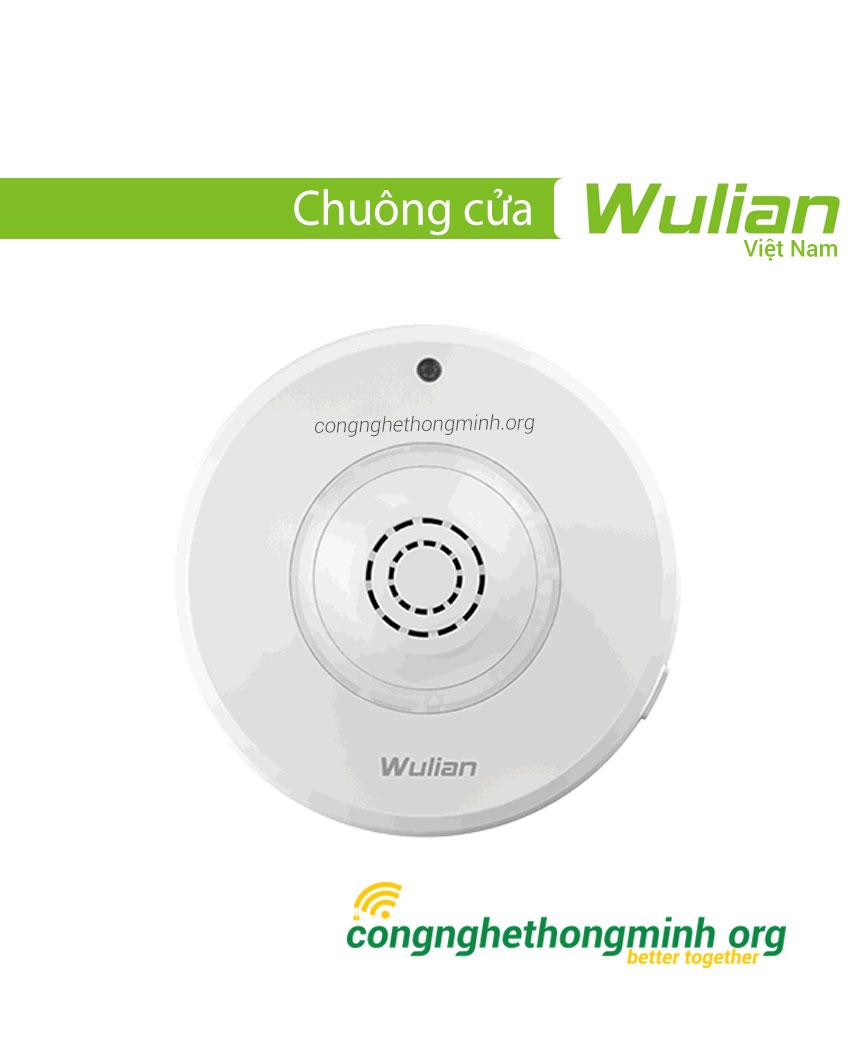 Chuông cửa không dây Wulian