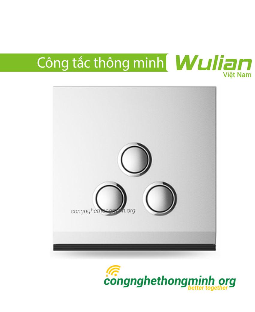 Công tắc thông minh cơ vuông Wulian