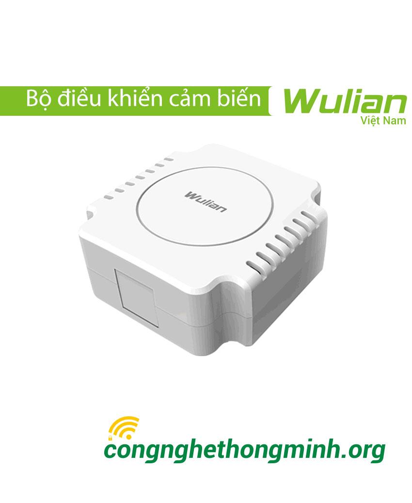 Bộ điều khiển cảm biến có dây Wulian