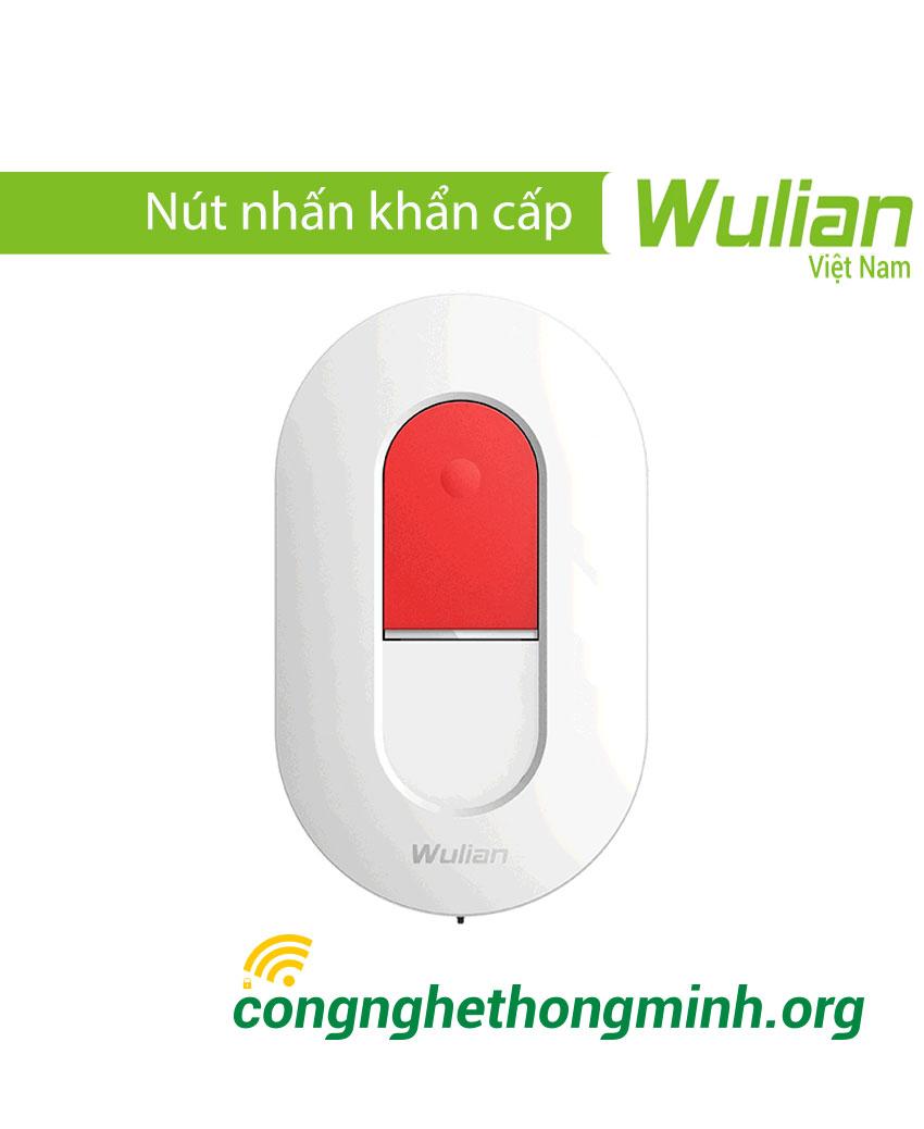 Nút nhấn báo động khẩn cấp Wulian