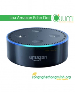 Loa Amazon Alexa Echo Dot Lumi